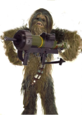 Chewbaccarocket